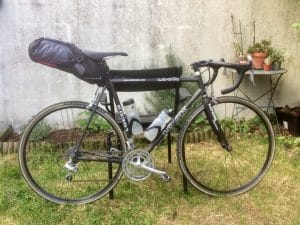 test blackburn outpost seat pack sacoche bikepacking alibabike