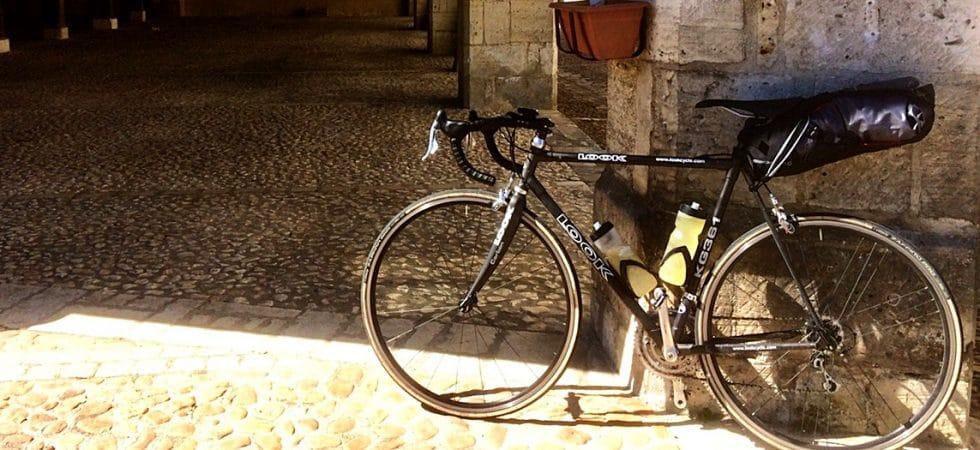 test blackburn outpost seat pack sacoche bikepacking alibabike