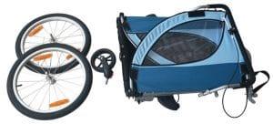 nouvelle remorque vélo bike original 2en1
